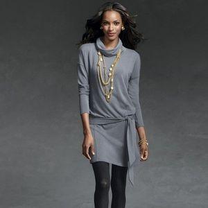 Cabi Cowl Neck Tunic Dress Style 127